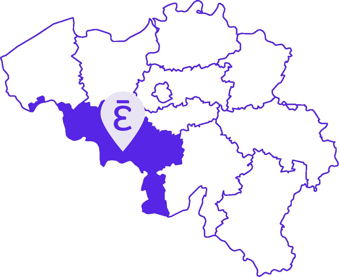 Agence de Communication présente à Mons et dans la Province du Hainaut