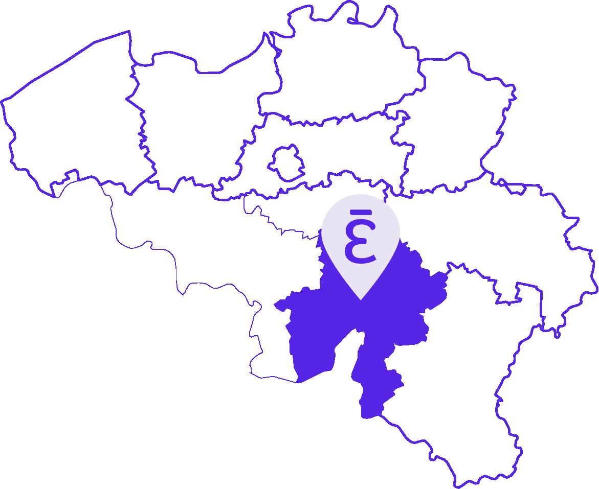Notre agence de communication est présente à Namur et dans toute la Province de Namur